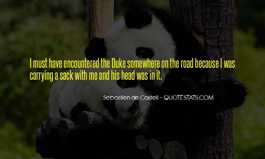 Sebastien De Castell Quotes #1615373