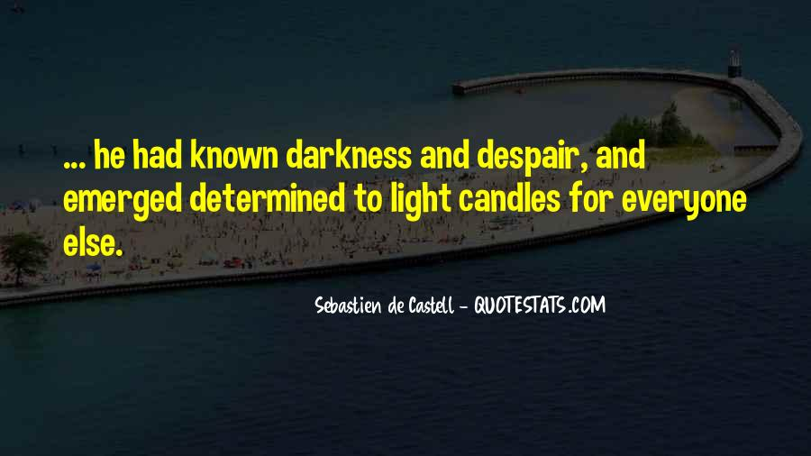 Sebastien De Castell Quotes #1674069