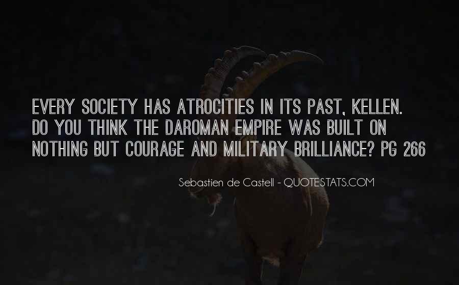 Sebastien De Castell Quotes #1762556