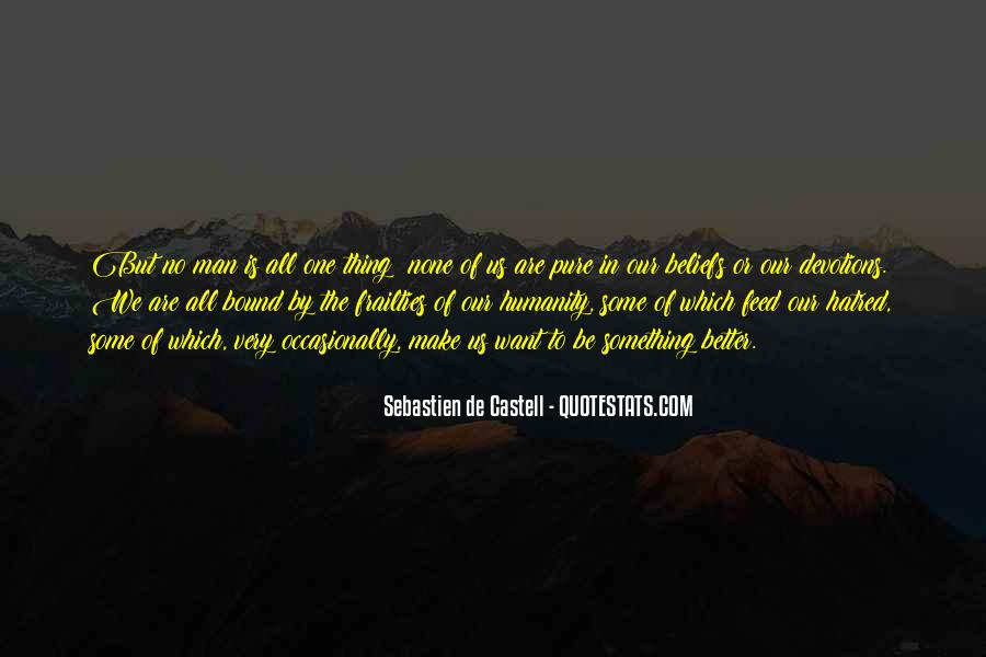 Sebastien De Castell Quotes #269145