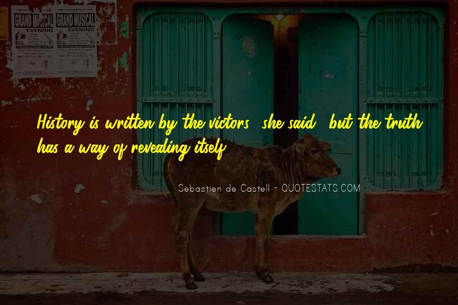 Sebastien De Castell Quotes #27501