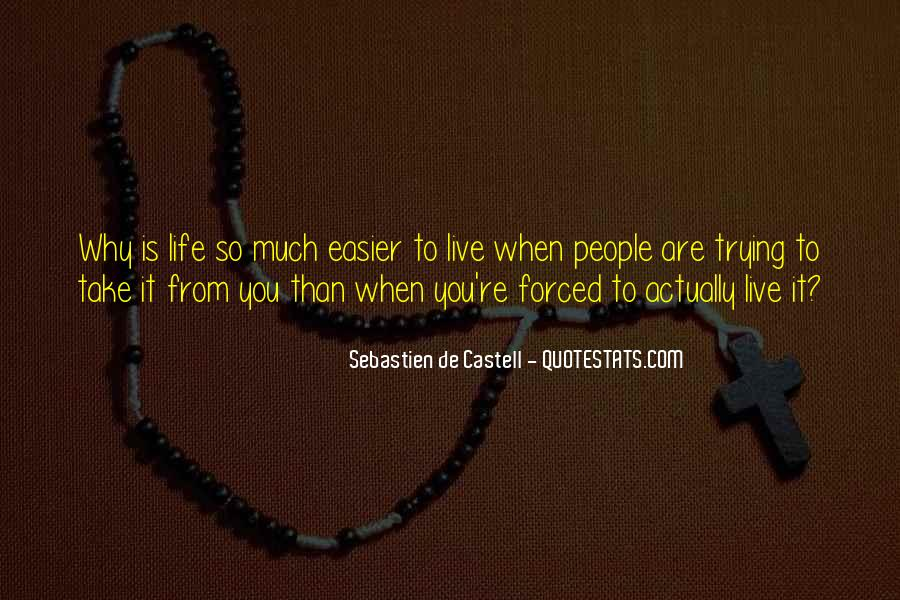 Sebastien De Castell Quotes #368857