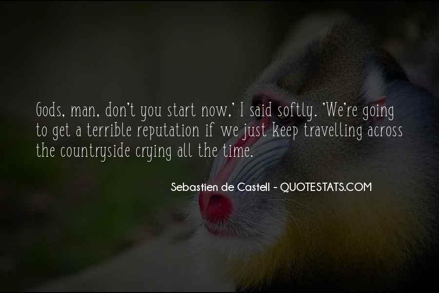 Sebastien De Castell Quotes #664382