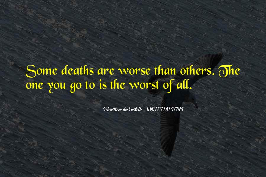 Sebastien De Castell Quotes #992977