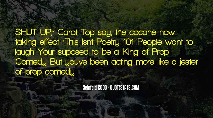 Seinfeld 2000 Quotes #620136
