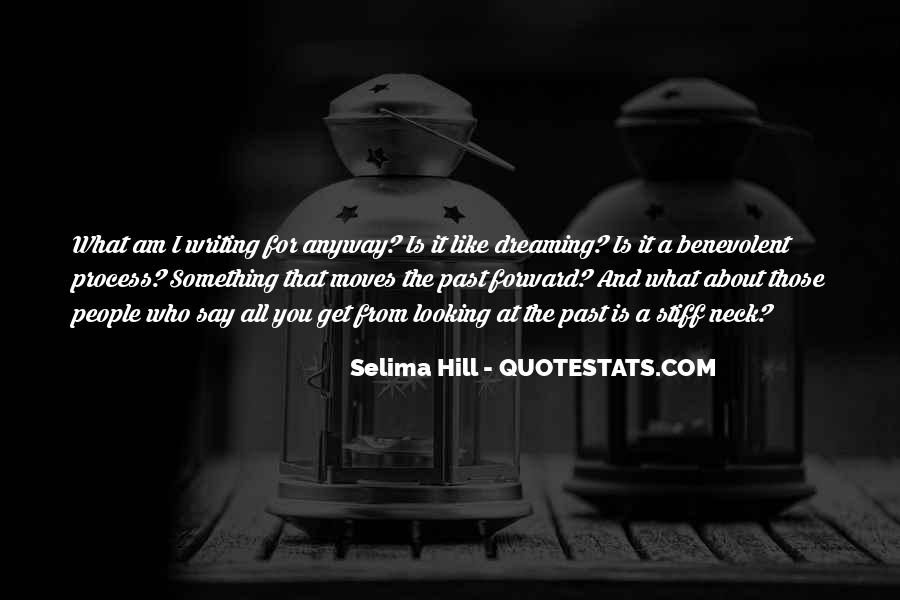 Selima Hill Quotes #1247781