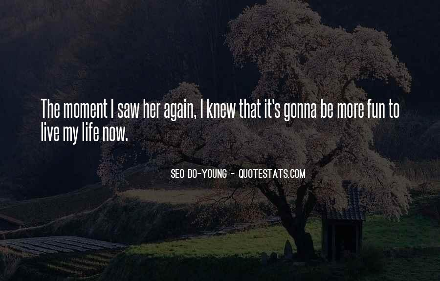 Seo Do-young Quotes #701226