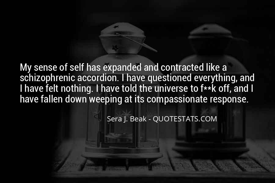 Sera J. Beak Quotes #591450