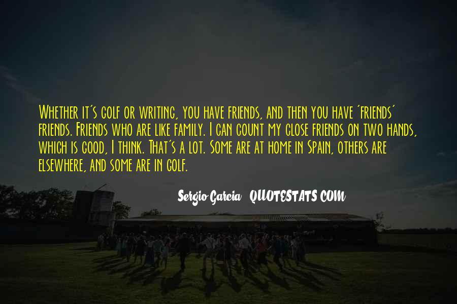Sergio Garcia Quotes #604790