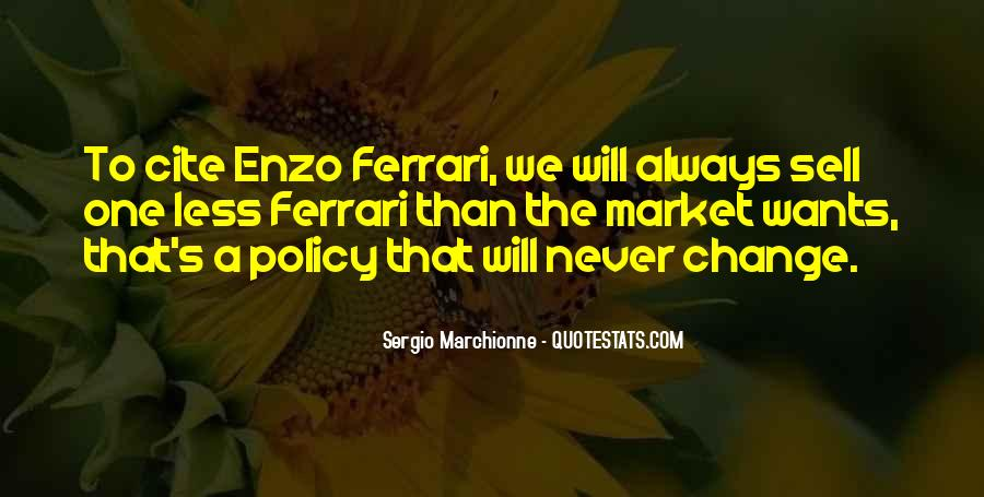 Sergio Marchionne Quotes #924844