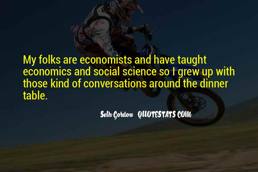 Seth Gordon Quotes #369009