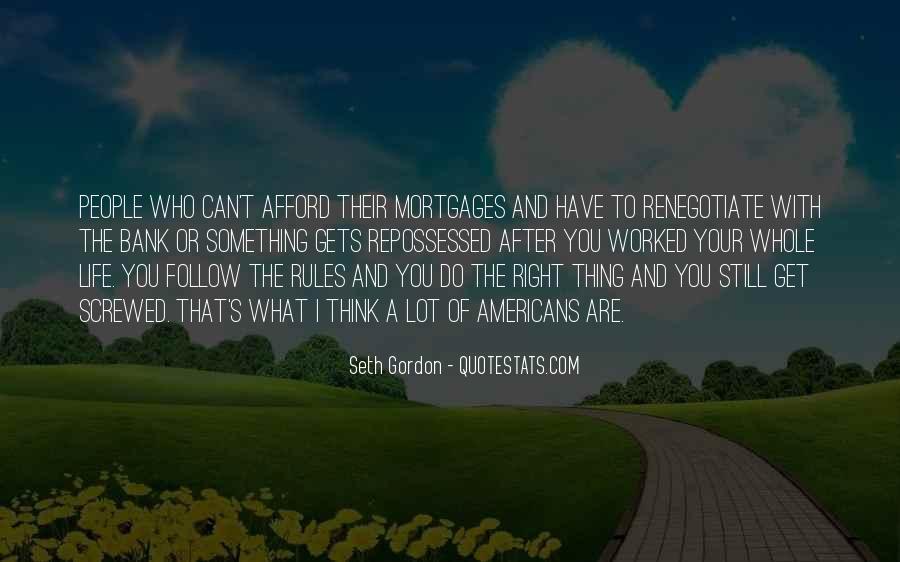 Seth Gordon Quotes #660548