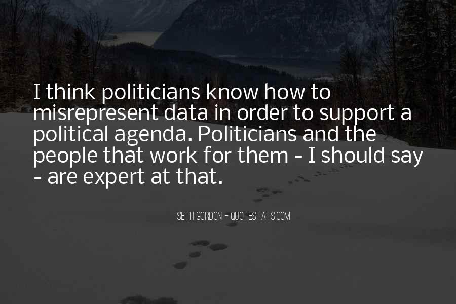 Seth Gordon Quotes #830214