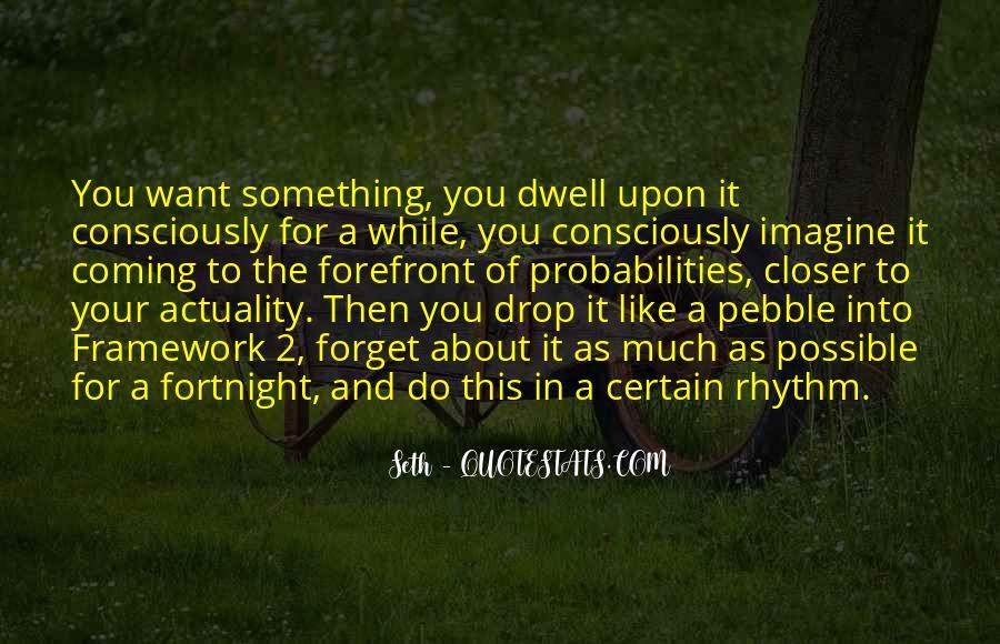 Seth Quotes #1135919
