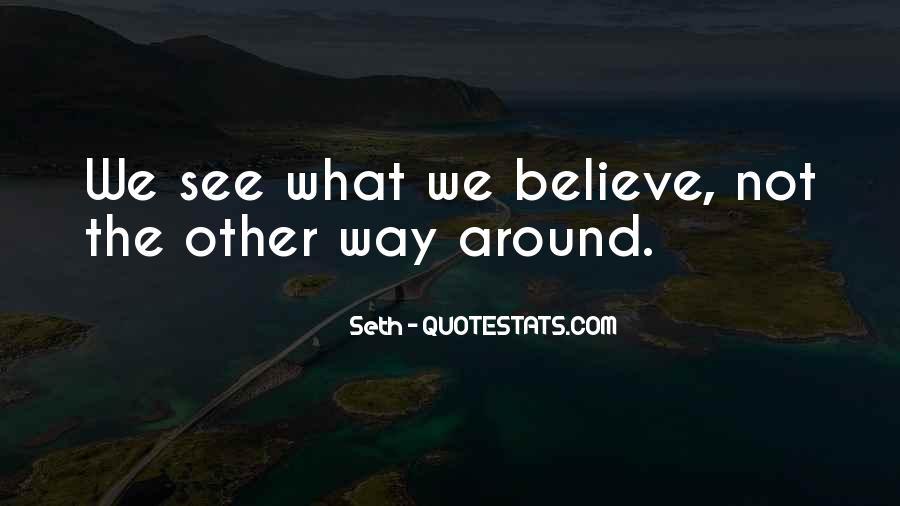 Seth Quotes #1215654