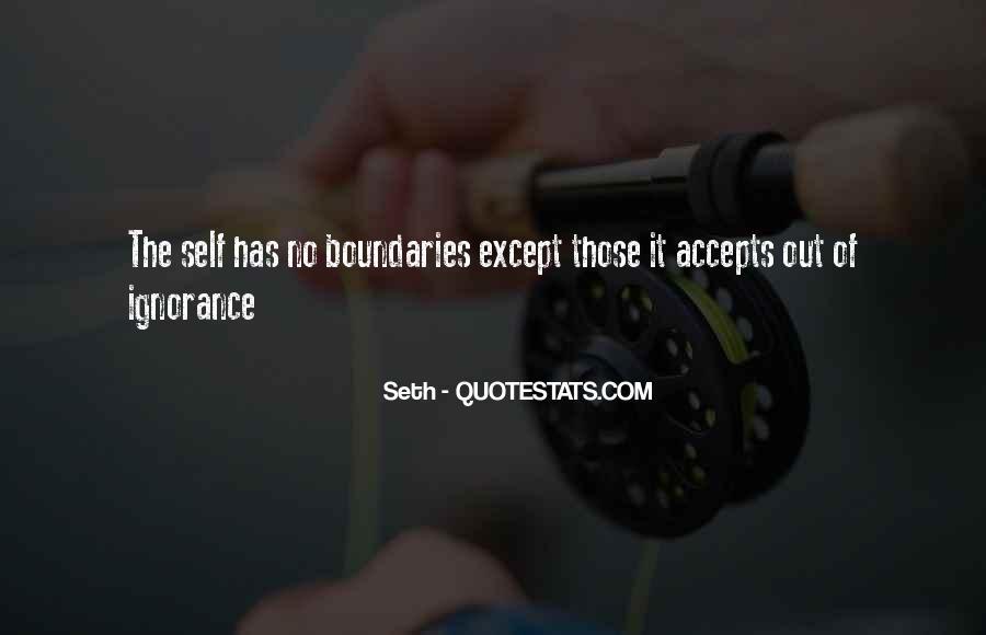 Seth Quotes #1386472