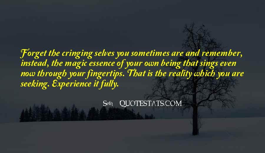 Seth Quotes #1407249