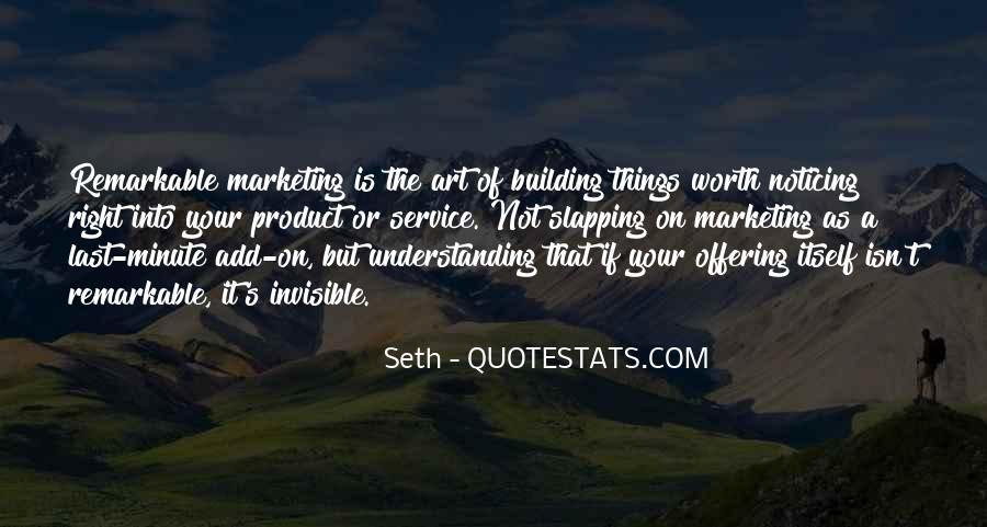 Seth Quotes #1649310