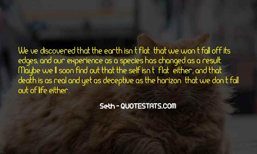 Seth Quotes #1765305