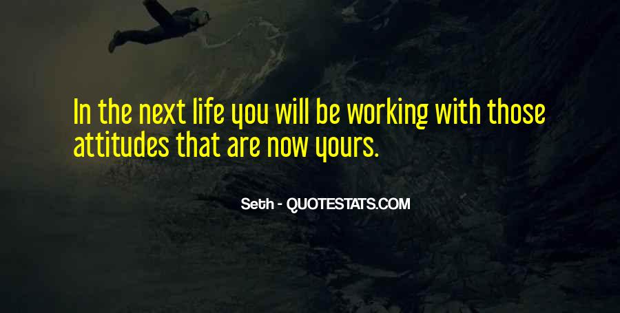 Seth Quotes #197717