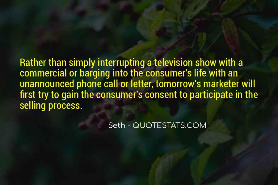 Seth Quotes #208719