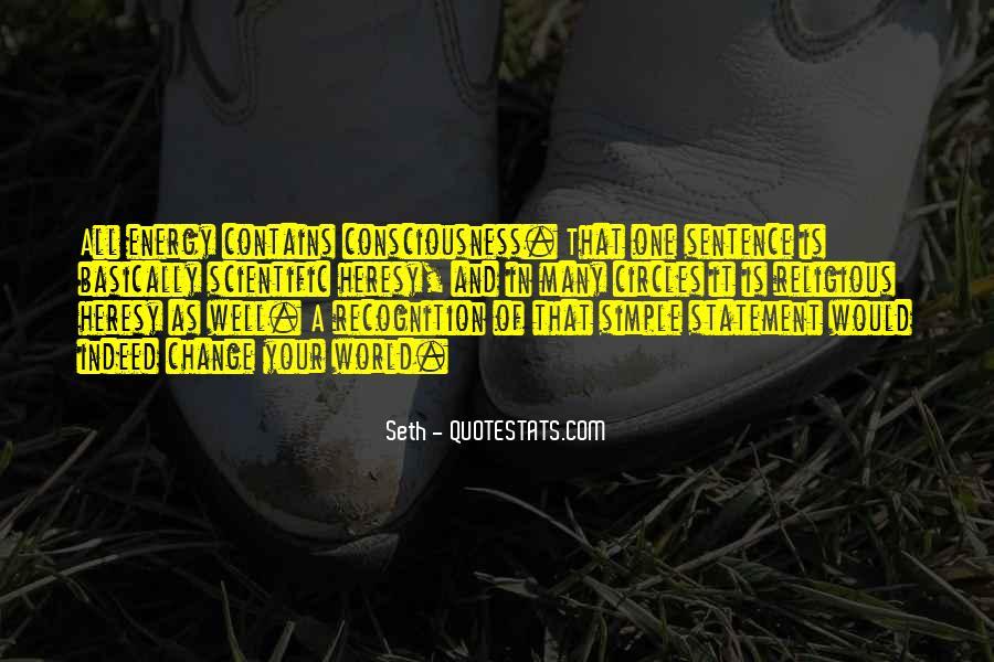 Seth Quotes #282861