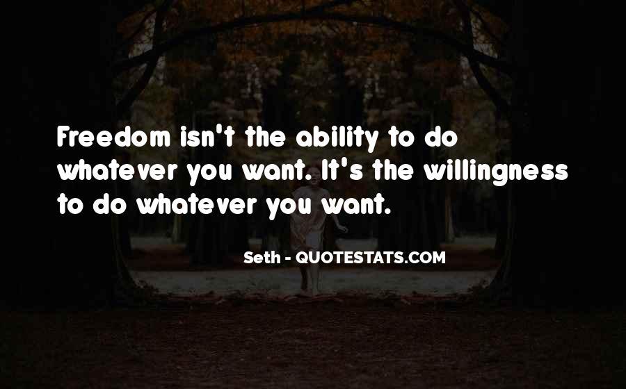 Seth Quotes #715770