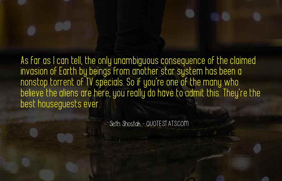 Seth Shostak Quotes #1040723