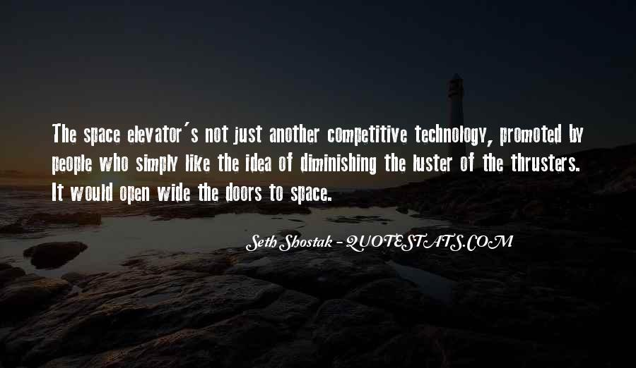 Seth Shostak Quotes #1041506