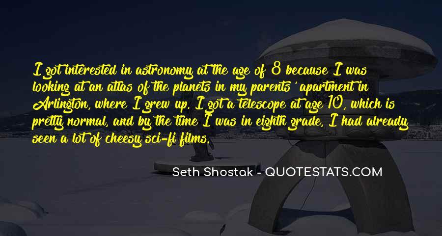 Seth Shostak Quotes #1054937