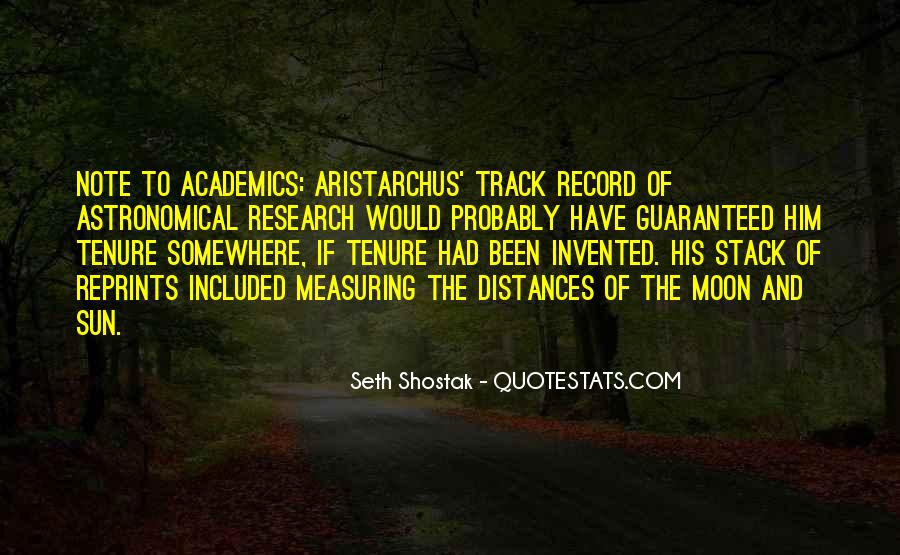 Seth Shostak Quotes #1200781