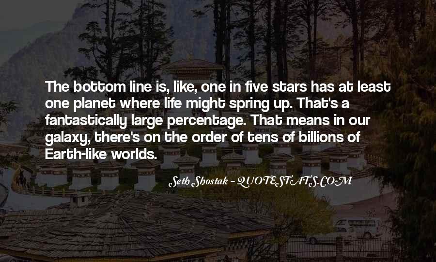 Seth Shostak Quotes #1470754