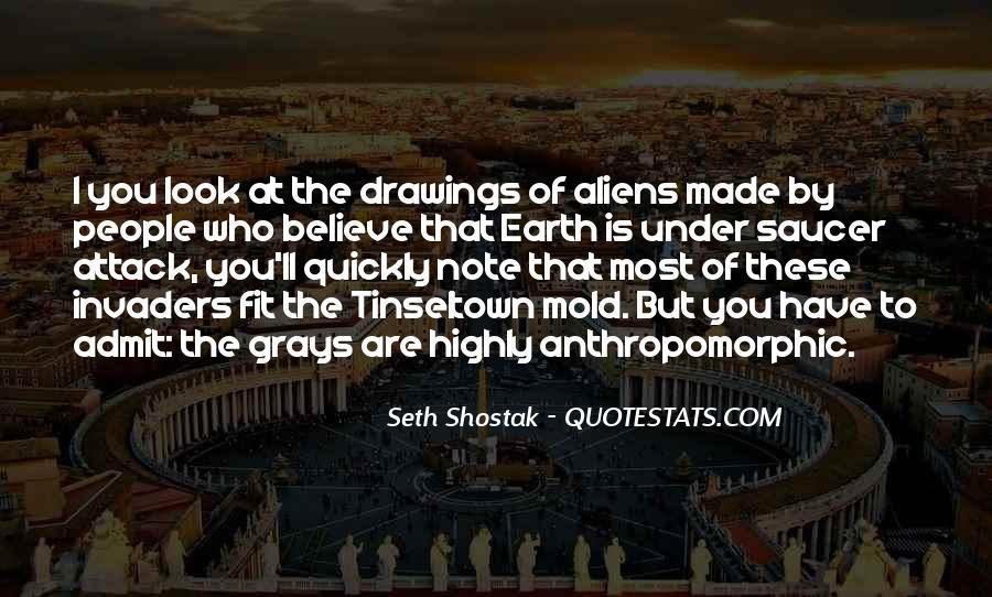 Seth Shostak Quotes #1486976