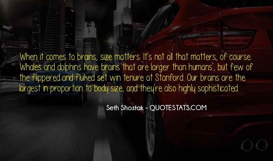 Seth Shostak Quotes #1511009