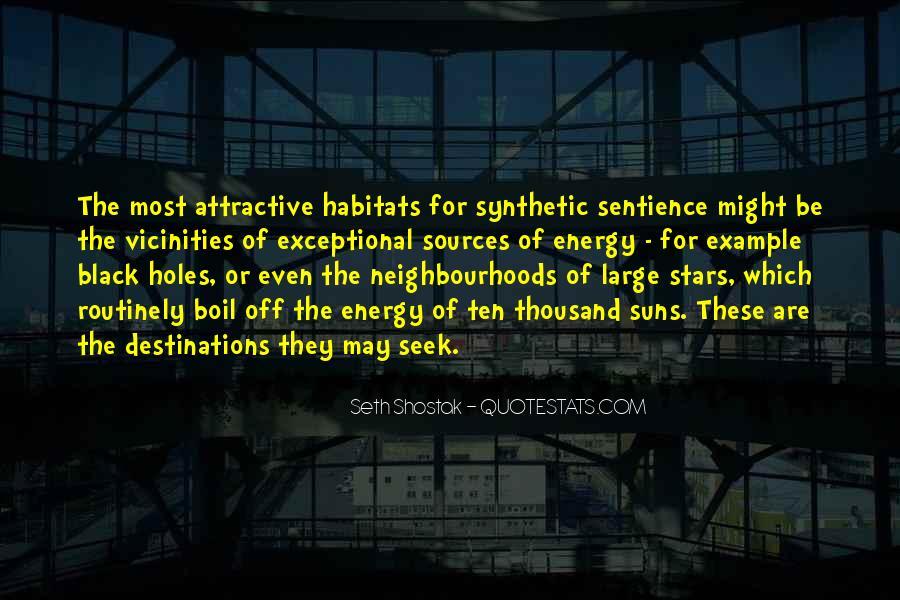 Seth Shostak Quotes #1525223