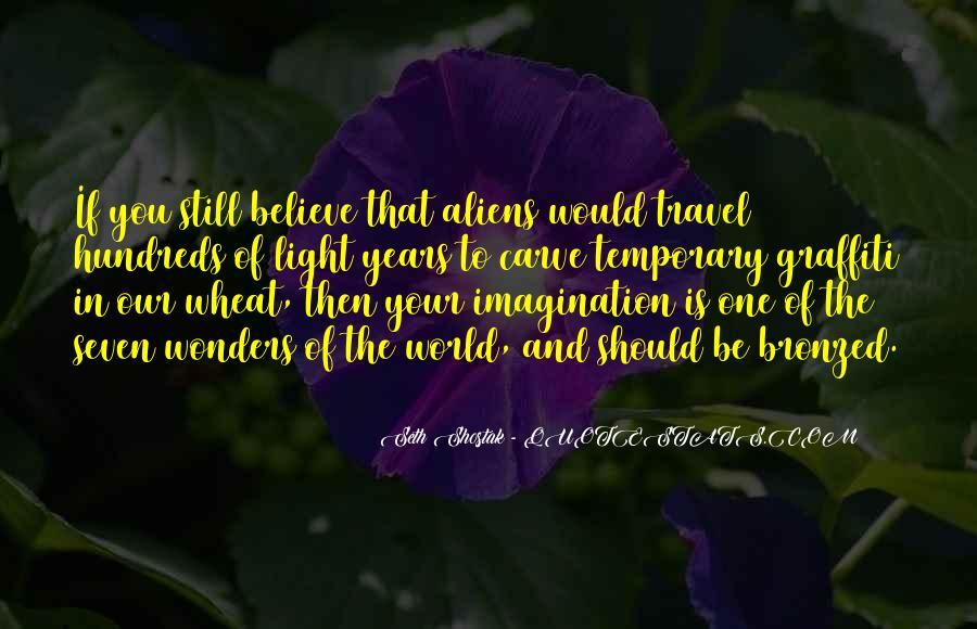 Seth Shostak Quotes #1611941