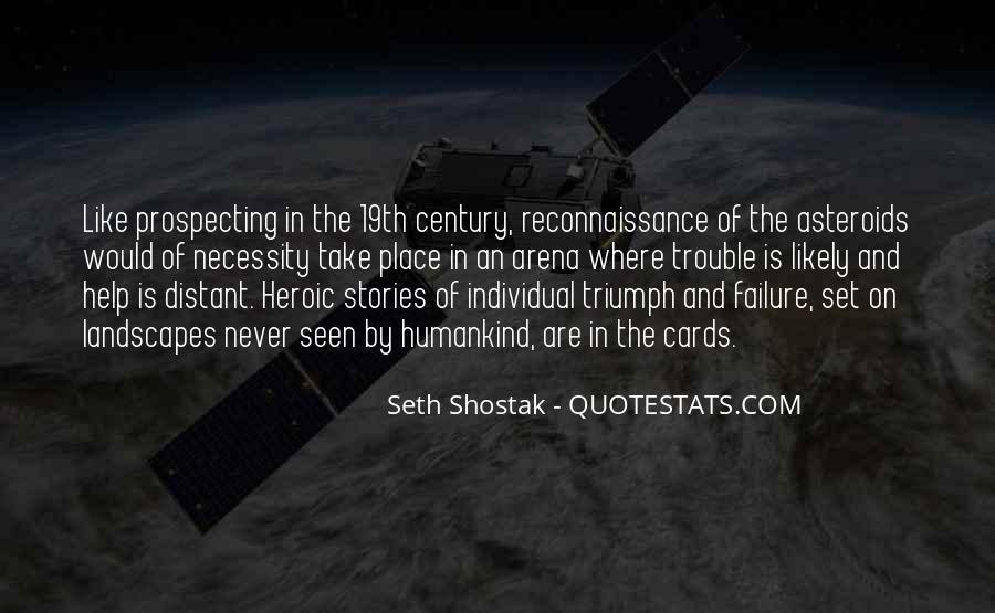 Seth Shostak Quotes #1743934