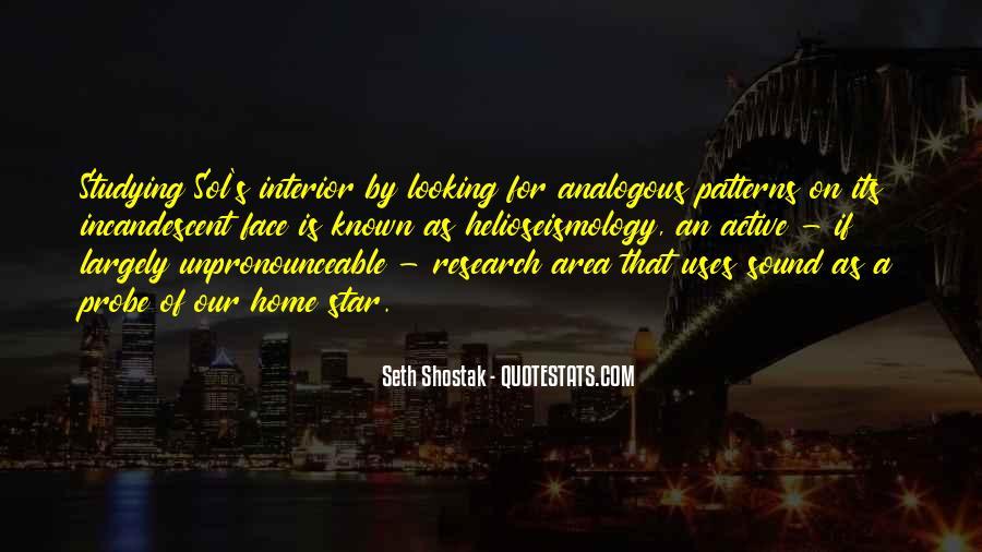 Seth Shostak Quotes #1818999