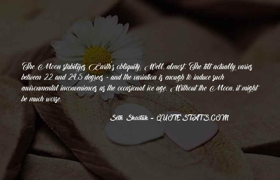 Seth Shostak Quotes #1828128