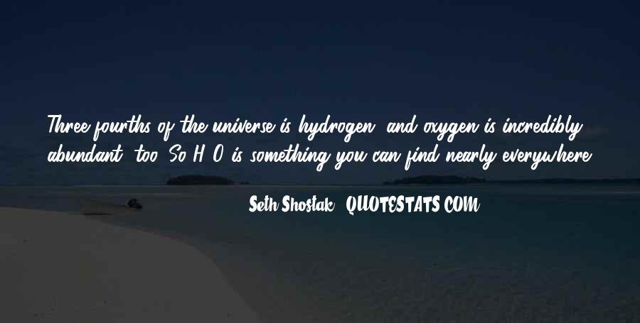 Seth Shostak Quotes #1868508