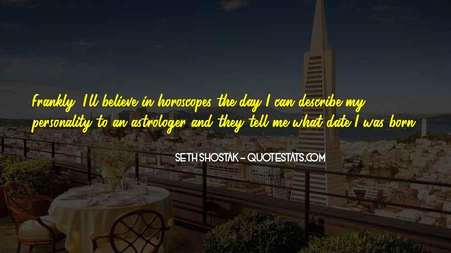 Seth Shostak Quotes #250039