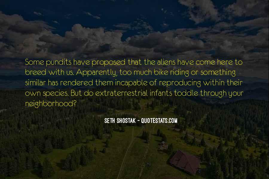 Seth Shostak Quotes #284791