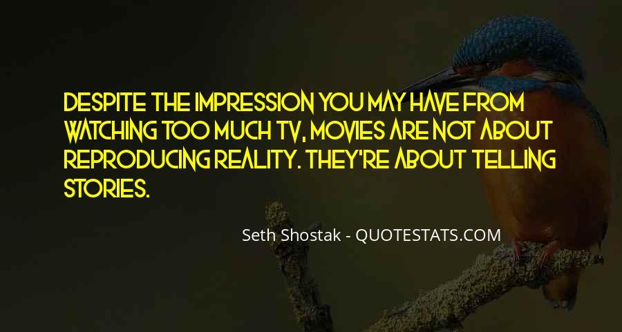Seth Shostak Quotes #286951
