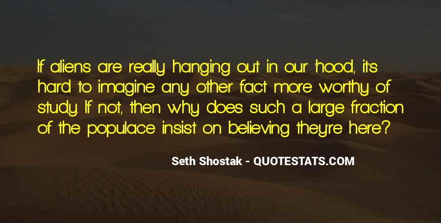 Seth Shostak Quotes #302849