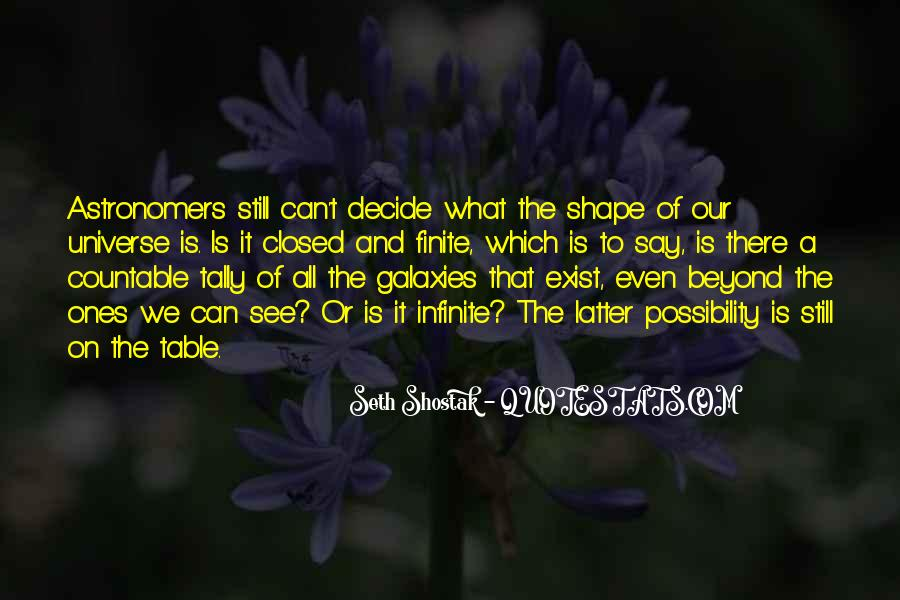 Seth Shostak Quotes #312137