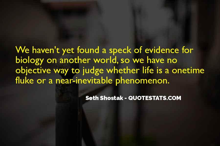 Seth Shostak Quotes #316273