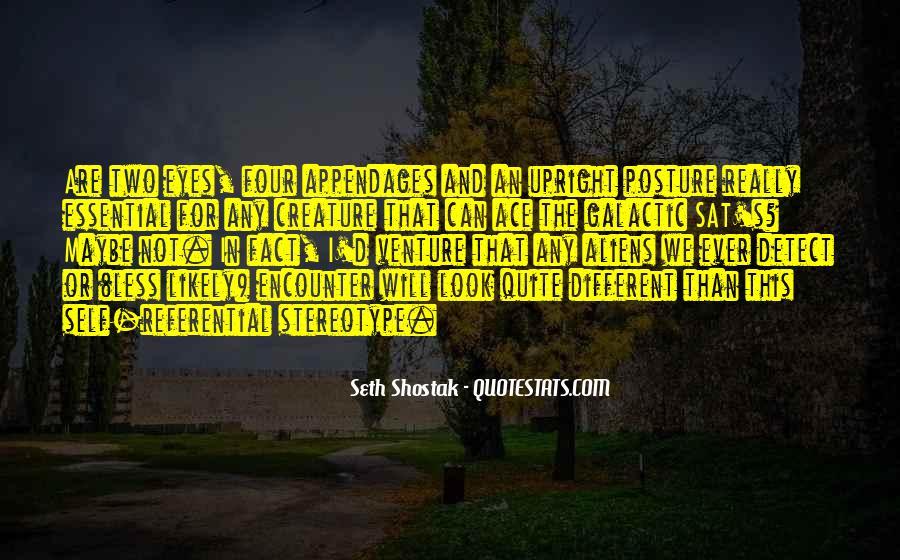 Seth Shostak Quotes #341523
