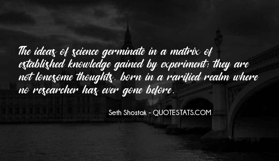 Seth Shostak Quotes #345800