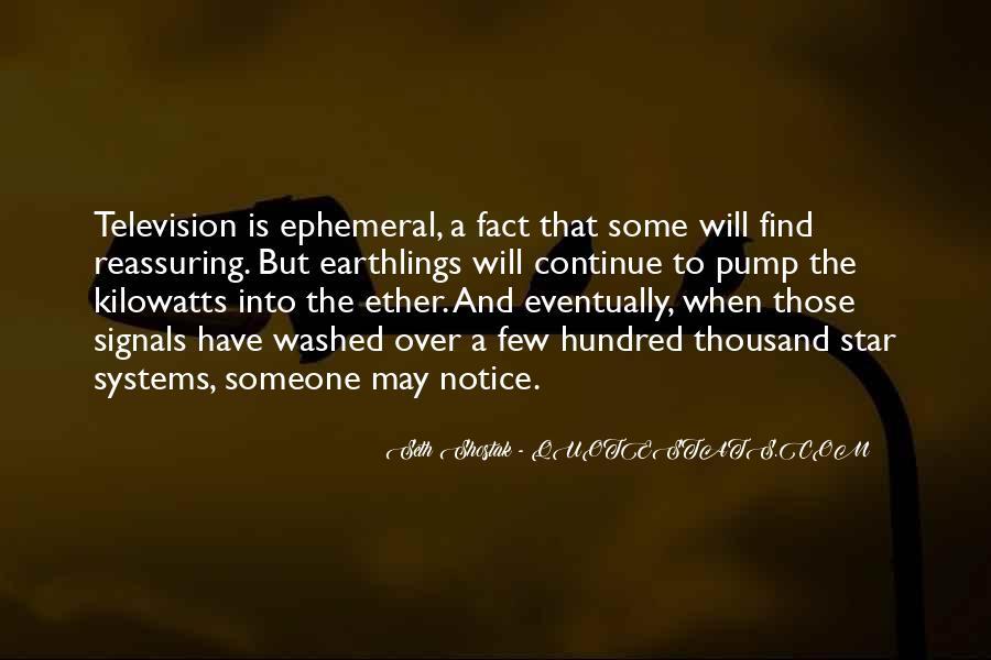 Seth Shostak Quotes #367798