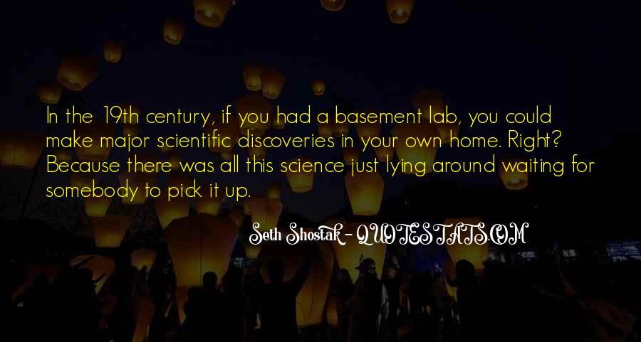 Seth Shostak Quotes #374539